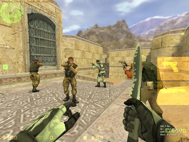 Counter-Strike New Era 2011 Download