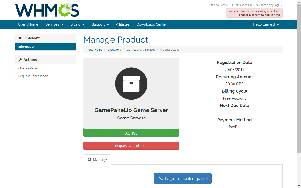 How To Get Free License And Installation On WHMCS Hosting