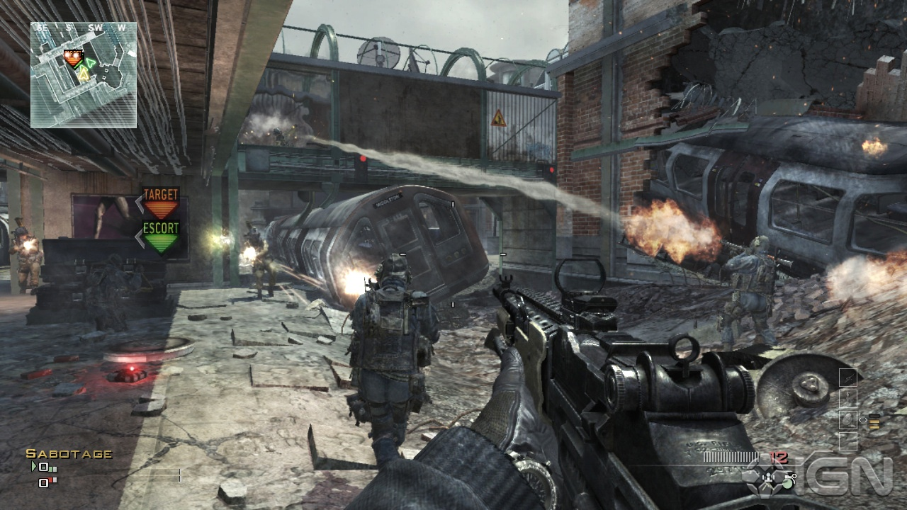 Installation OF Call Of Duty 4 Server On Linux