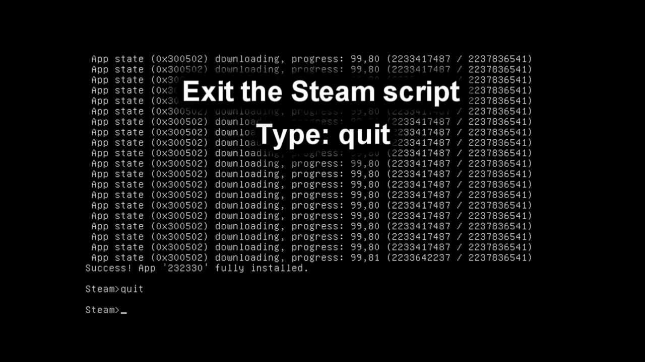 How To Create A Counter-Strike Source Server On Linux [ 2k17 ]