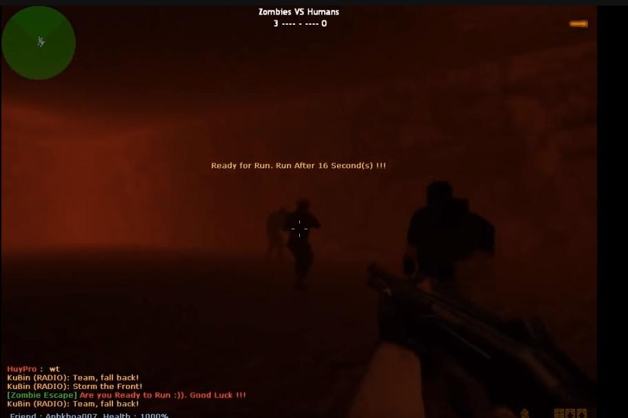 Counter-Strike 1.6 Zombie Escape XTREME Addon Download [ 2k17 ]