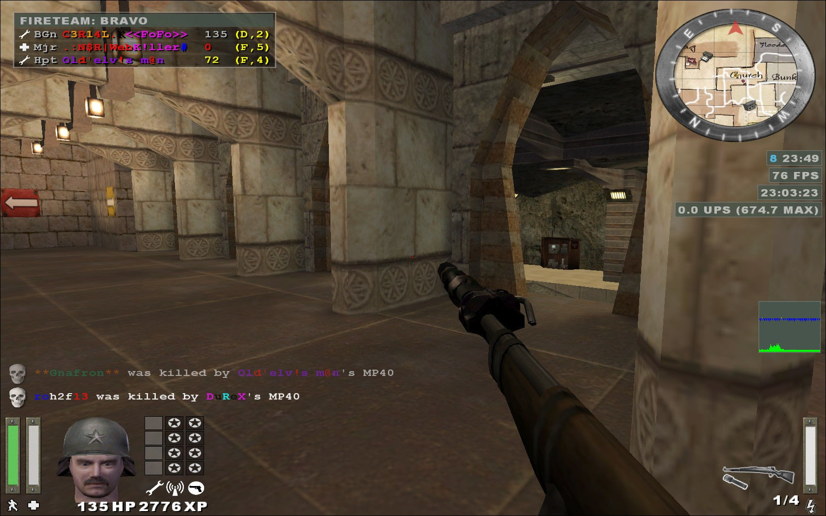 Wolfenstein: Enemy Territory Linux Server Download [ 2k18 ]