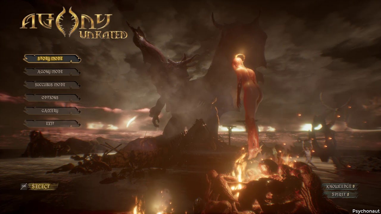 Agony UNRATED-CODEX PC Direct Download