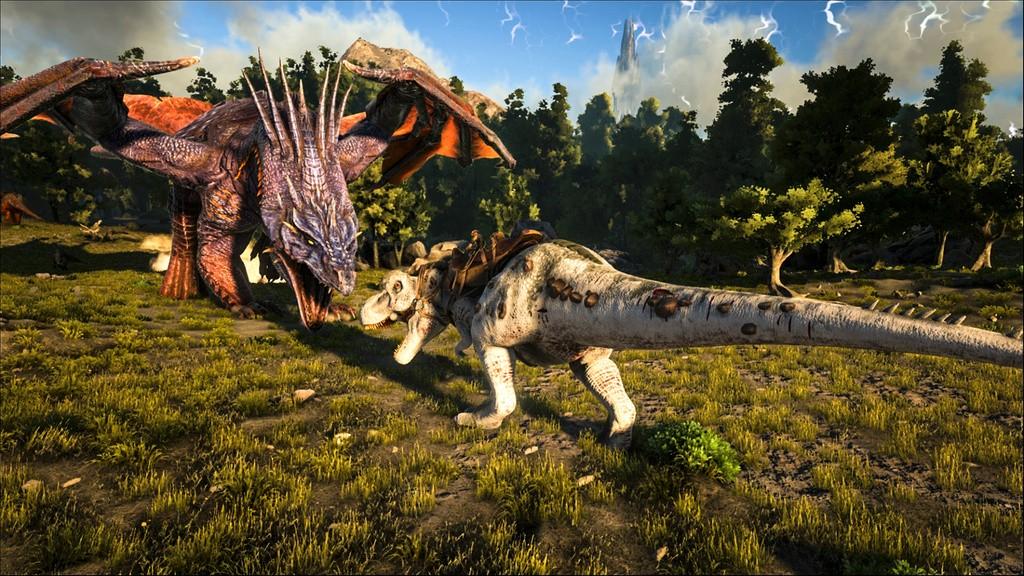 ARK Survival Evolved Extinction-CODEX PC Direct Download