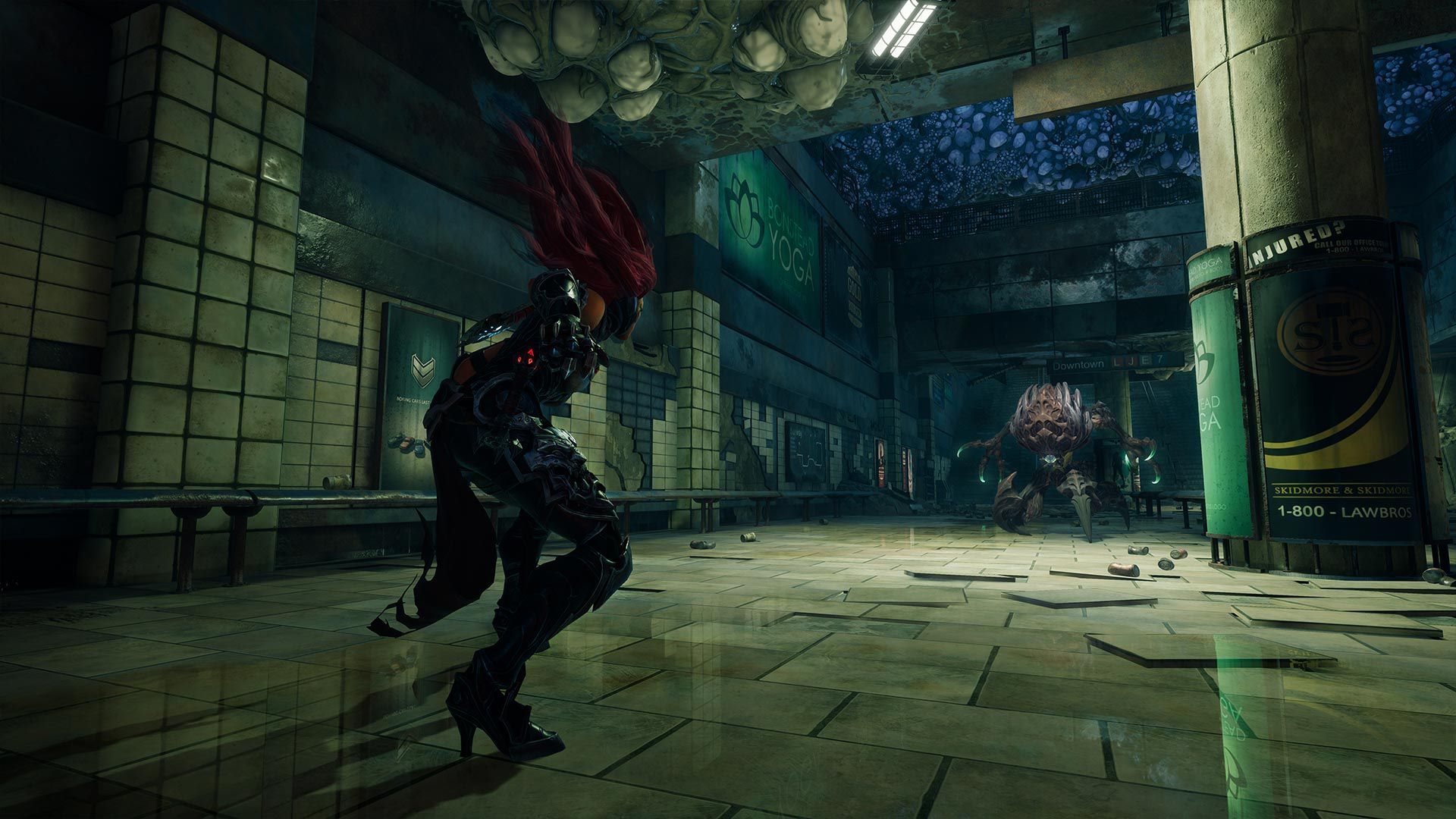 Darksiders III-CODEX PC Direct Download [ Crack ]