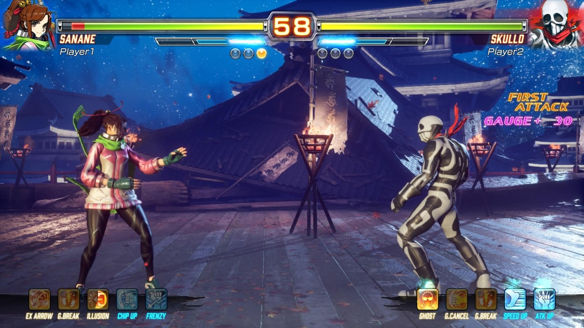 FIGHTING EX LAYER-CODEX PC Direct Download [ Crack ]