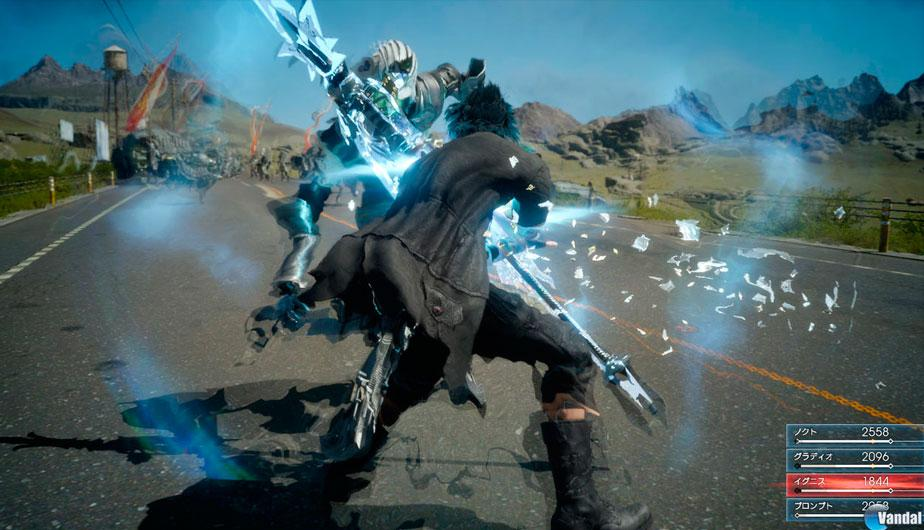 Final Fantasy XV Windows Edition-CPY PC Direct Download [ Crack ]