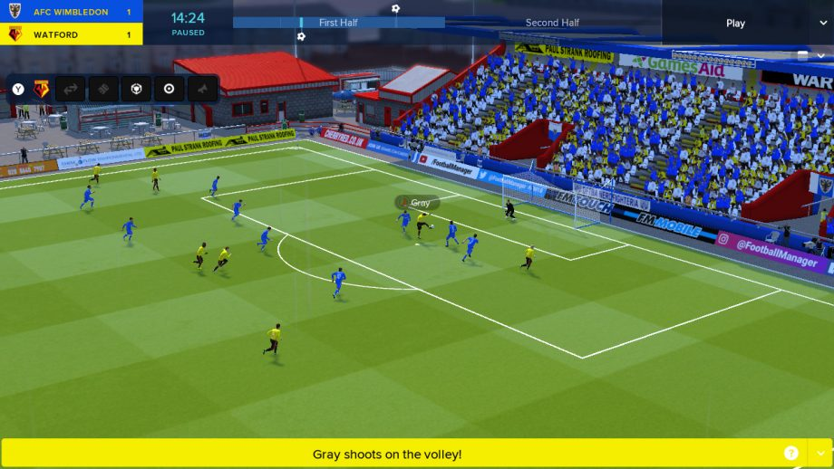 Football Manager 2019-CODEX PC Direct Download