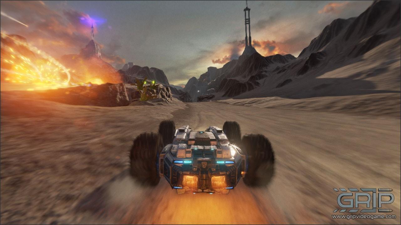 GRIP Combat Racing-CODEX PC Direct Download