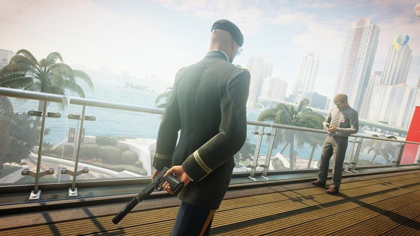 Hitman 2 Loading Mission Fix Update PC Direct Download