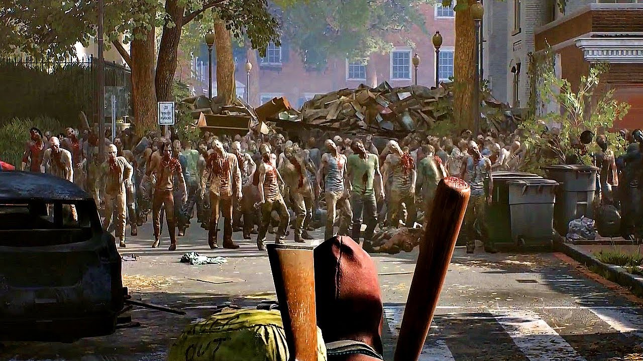 OVERKILLs The Walking Dead No Sanctuary-CODEX PC Download