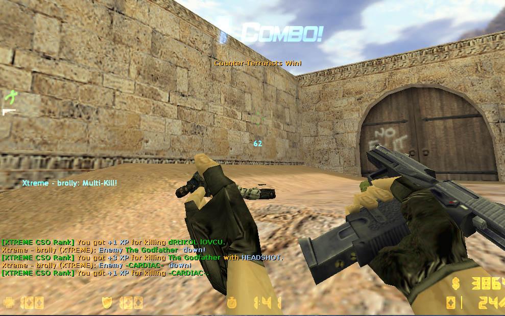 Counter-Strike 1.6 Public Anti CFG Rank Level MOD Download [ 2k19 ]