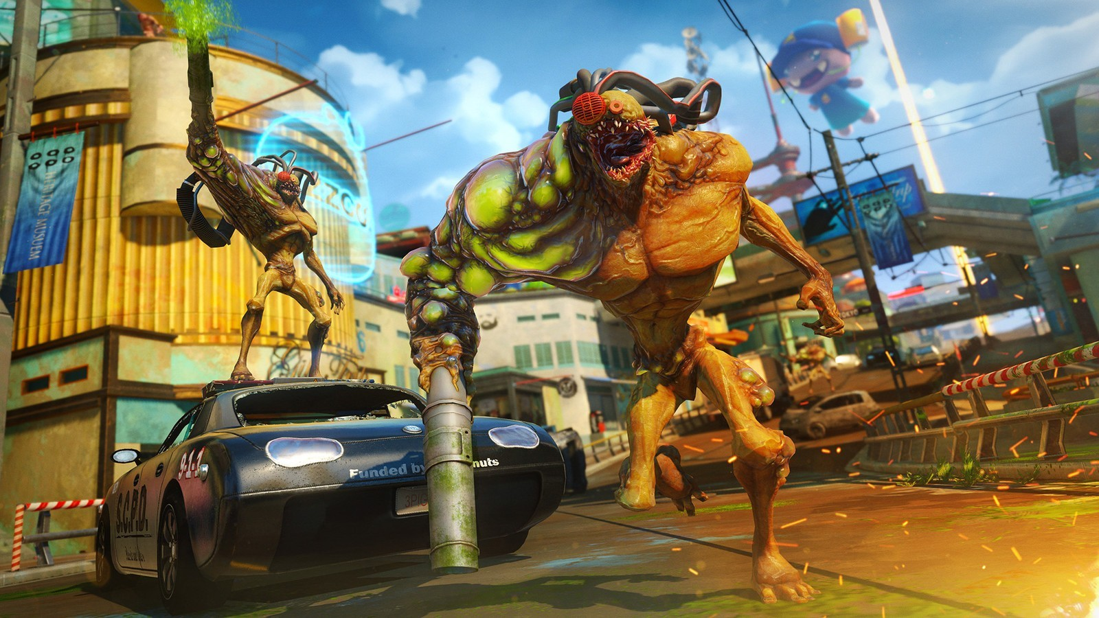 Sunset Overdrive-CODEX PC Direct Download [ Crack ]