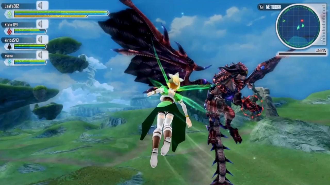 Sword Art Online Lost Song-CODEX PC Direct Download