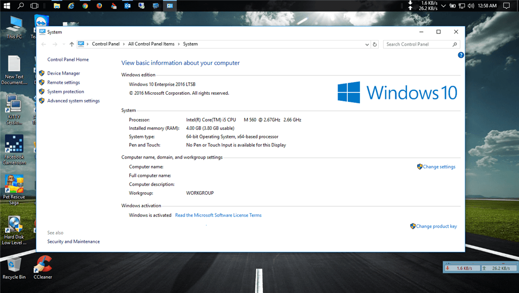Windows 10 Enterprise With Genuine Product Key Download ...