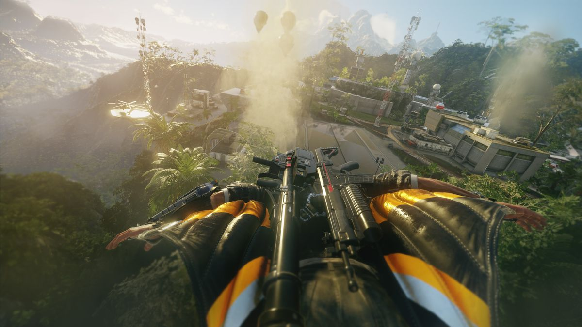 Just Cause 4 Gold Edition-FULL.UNLOCKED PC Direct Download