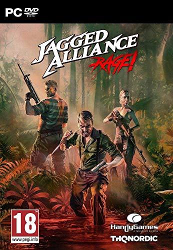 Jagged Alliance Rage-CODEX PC Direct Download [ Crack ]