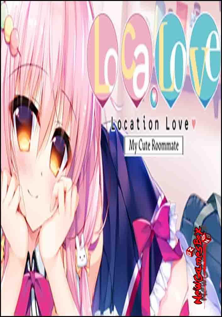 Loca-Love My Cute Roommate-DARKSiDER PC Direct Download [ Crack ]