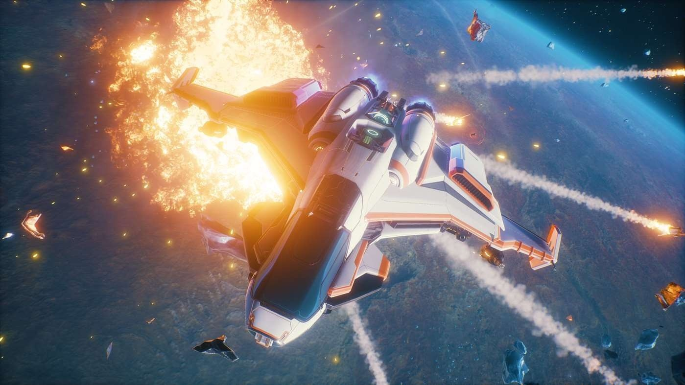 EVERSPACE Ultimate Edition-PLAZA PC Direct Download [ Crack ]