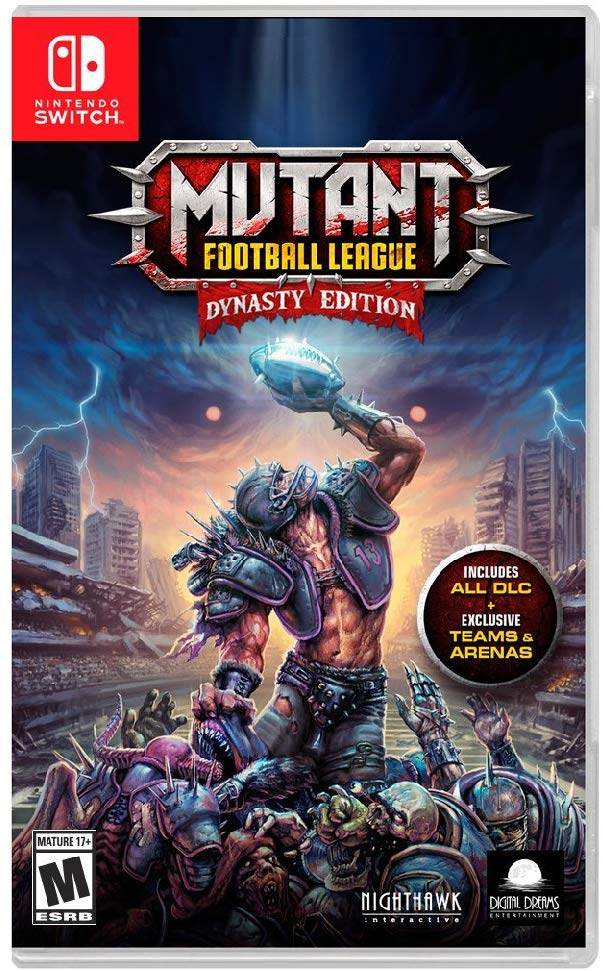 Mutant Football League Purple Oil Holiday Pack-SKIDROW Download