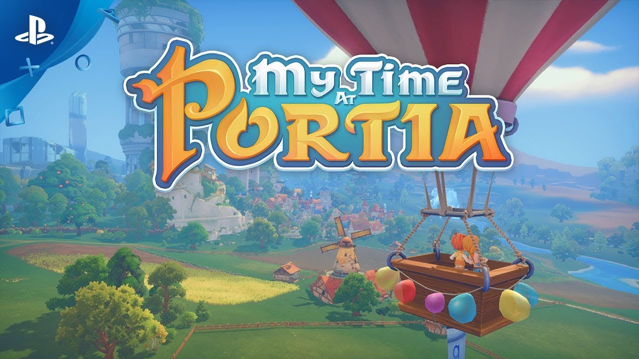 My Time At Portia-CODEX PC Direct Download [ Crack ]