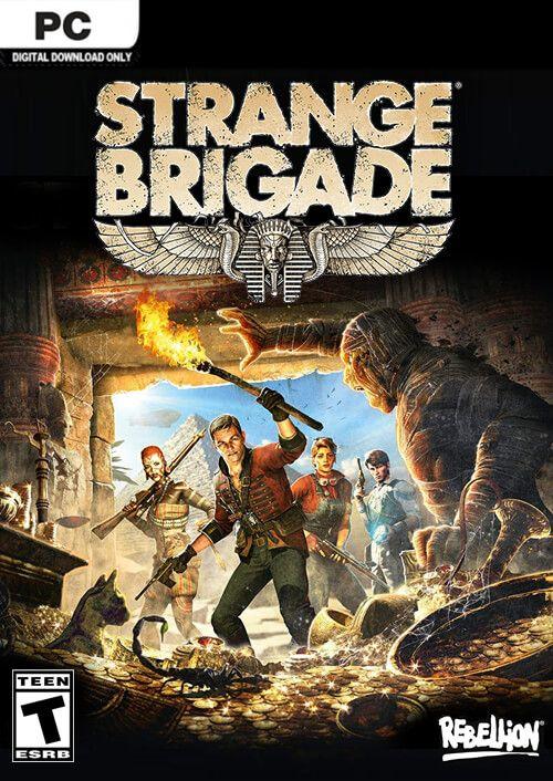 Strange Brigade-CPY PC Direct Download [ Crack ]