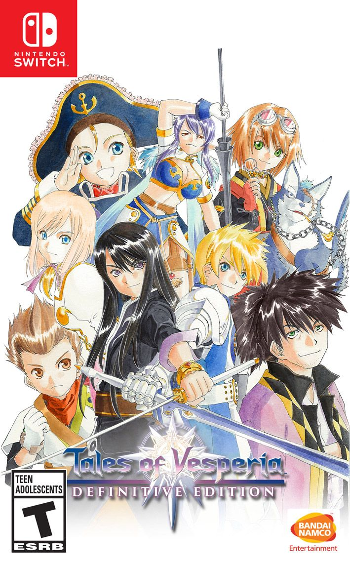 Tales of Vesperia Definitive Edition Crackfix incl DLC Unlocker Download