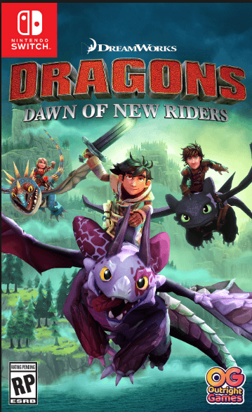 DreamWorks Dragons Dawn of New Riders-PLAZA PC Direct Download [ Crack ]