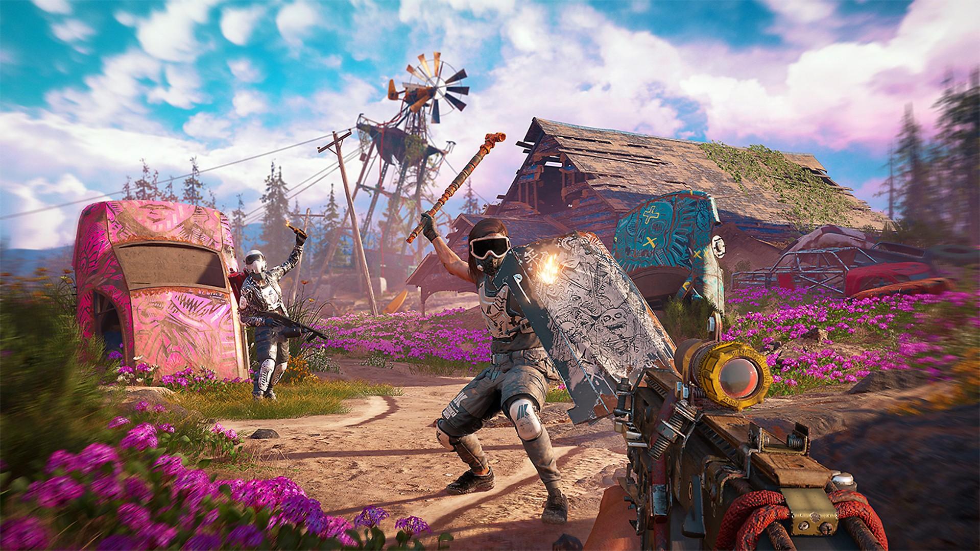 Far Cry New Dawn-UNLOCK PC Direct Download