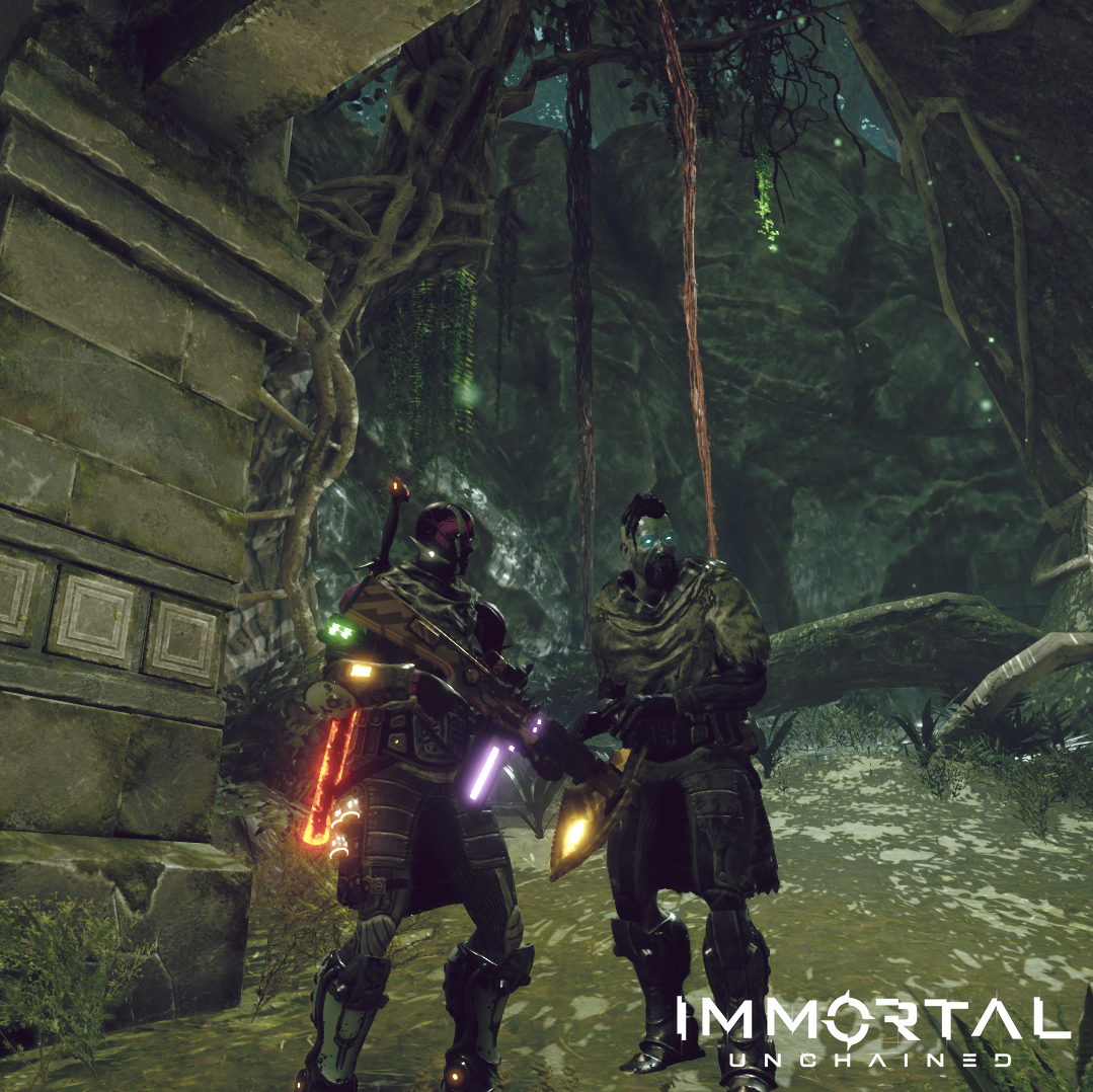 Immortal Unchained The Mask of Pain-CODEX PC Direct Download [ Crack ]