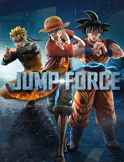 JUMP FORCE-CODEX PC Direct Download [ Crack ]