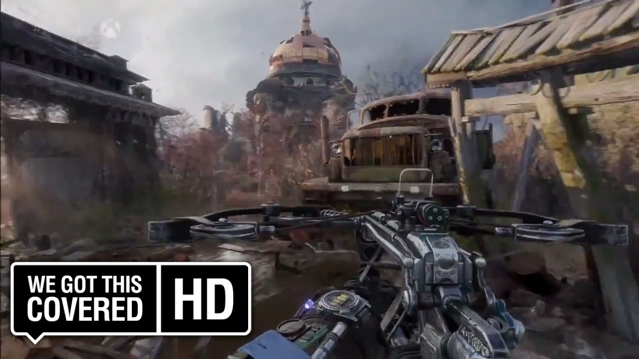Metro Exodus-CPY PC Direct Download [ Crack ]