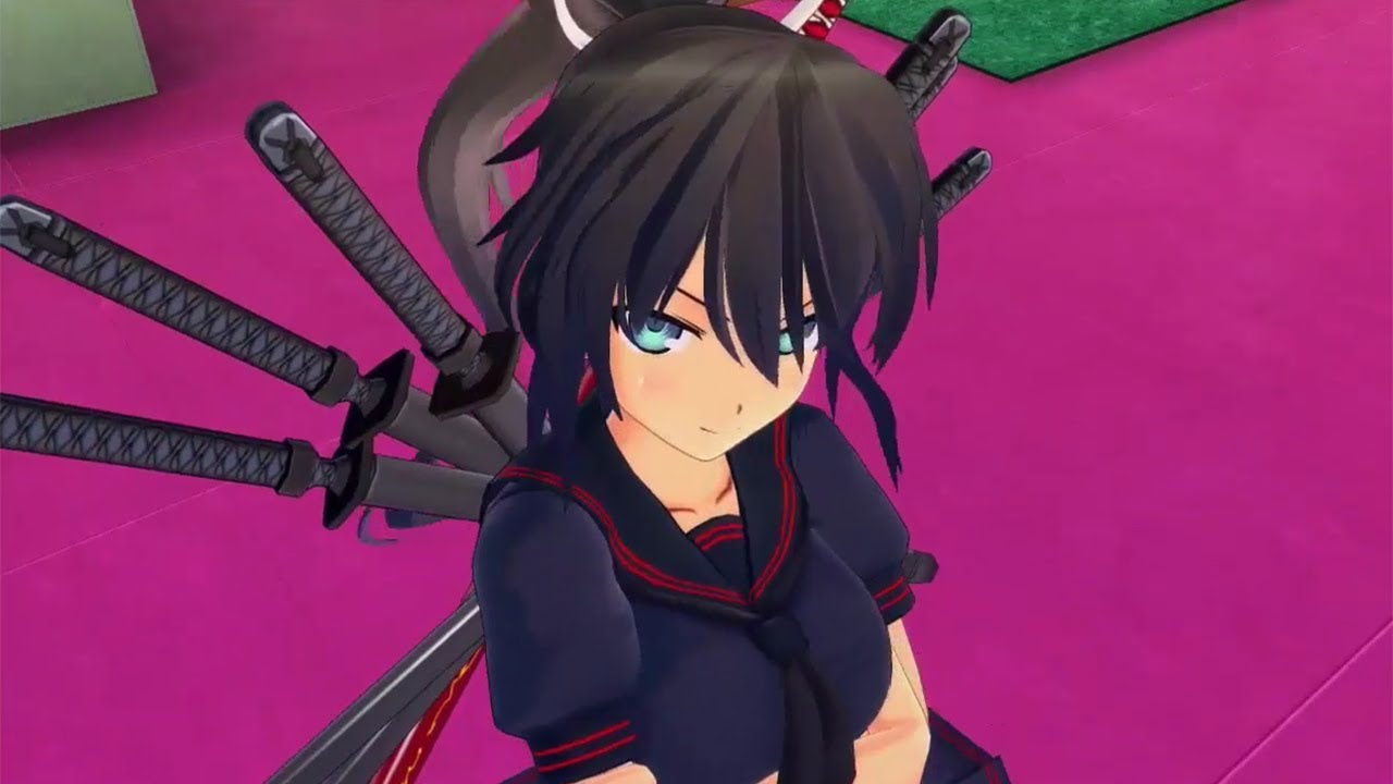 Senran Kagura Burstre Newal-CODEX PC Direct Download [ Crack ]