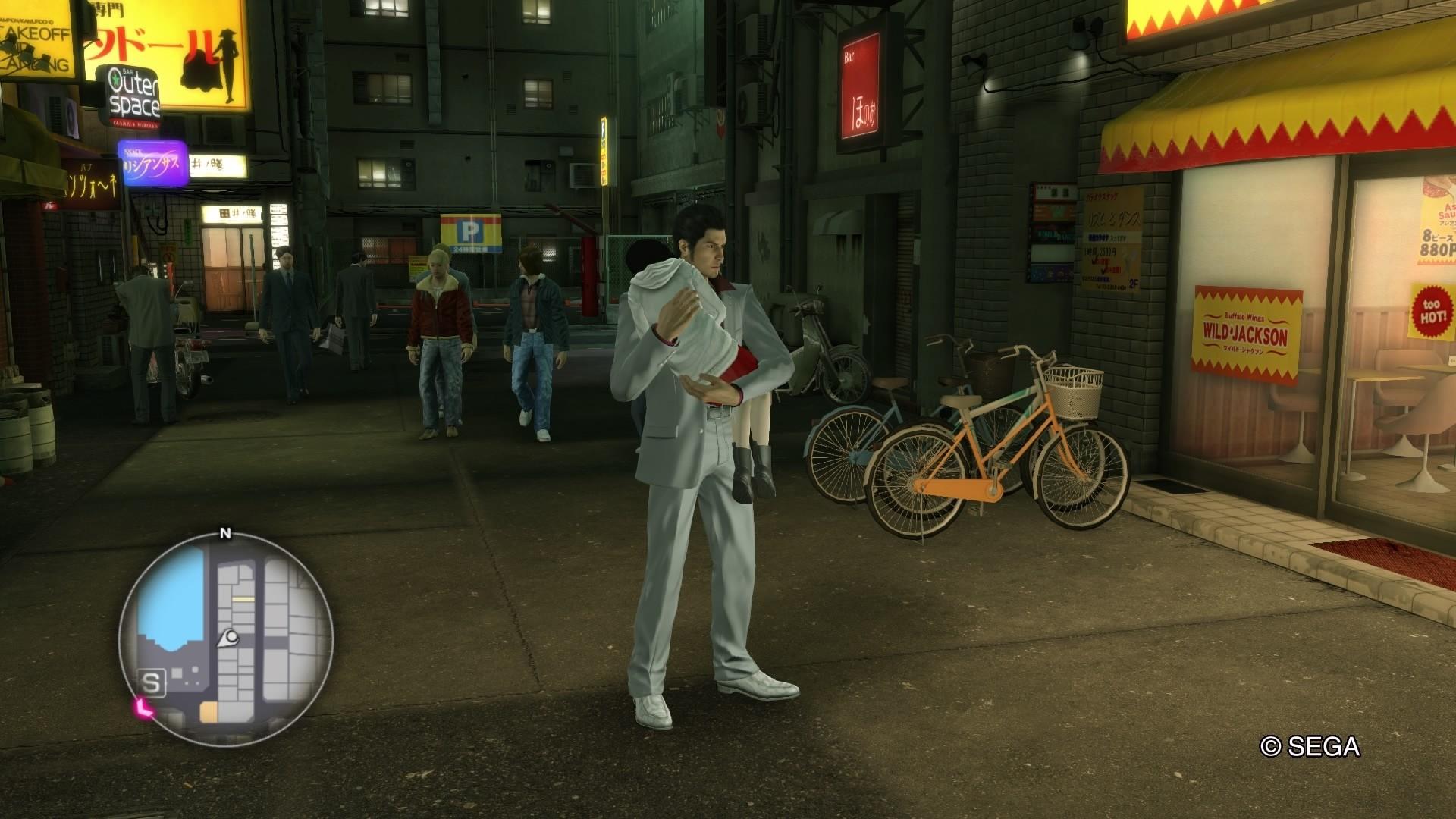 Yakuza Kiwami-CODEX PC Direct Download [ Crack ]