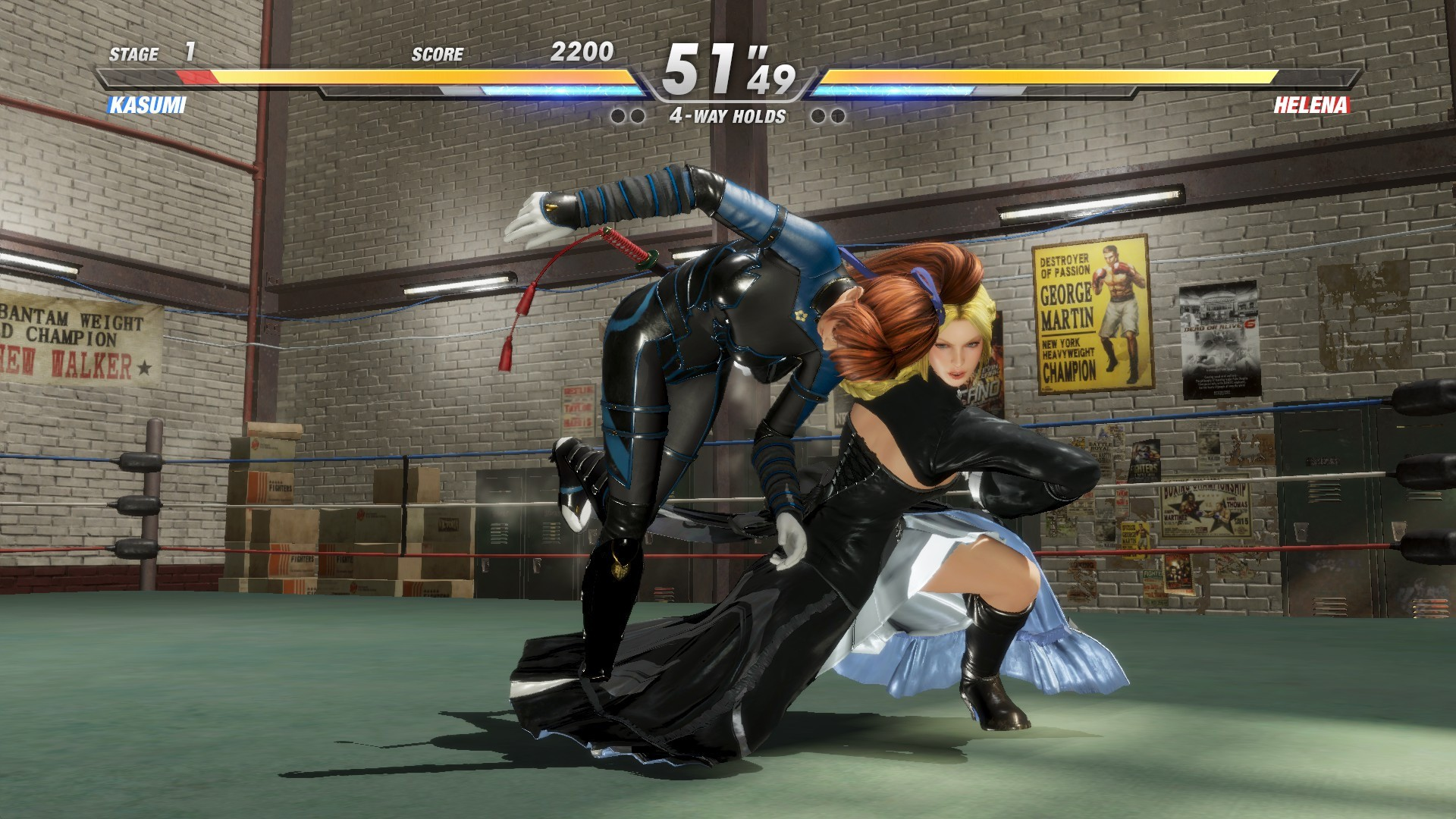 Dead or Alive 6-CODEX PC Direct Download [ Crack ]