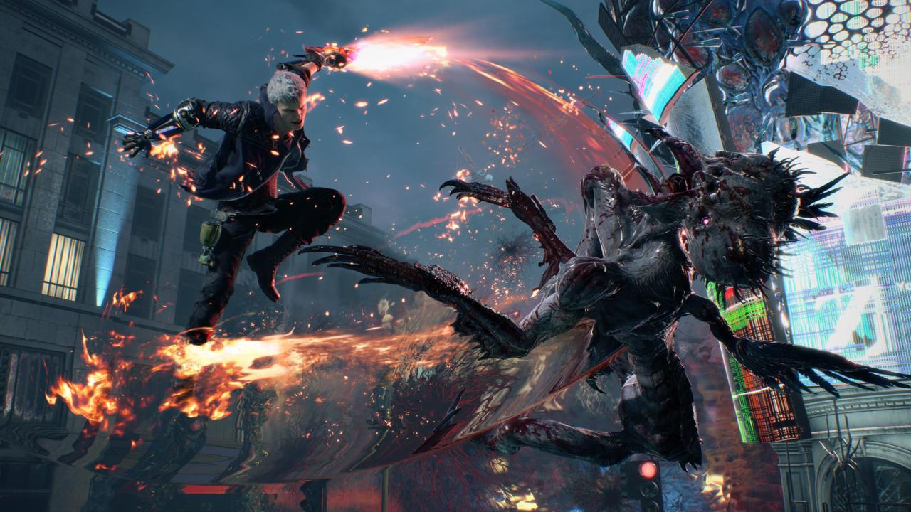 Devil May Cry 5-UNLOCK PC Direct Download