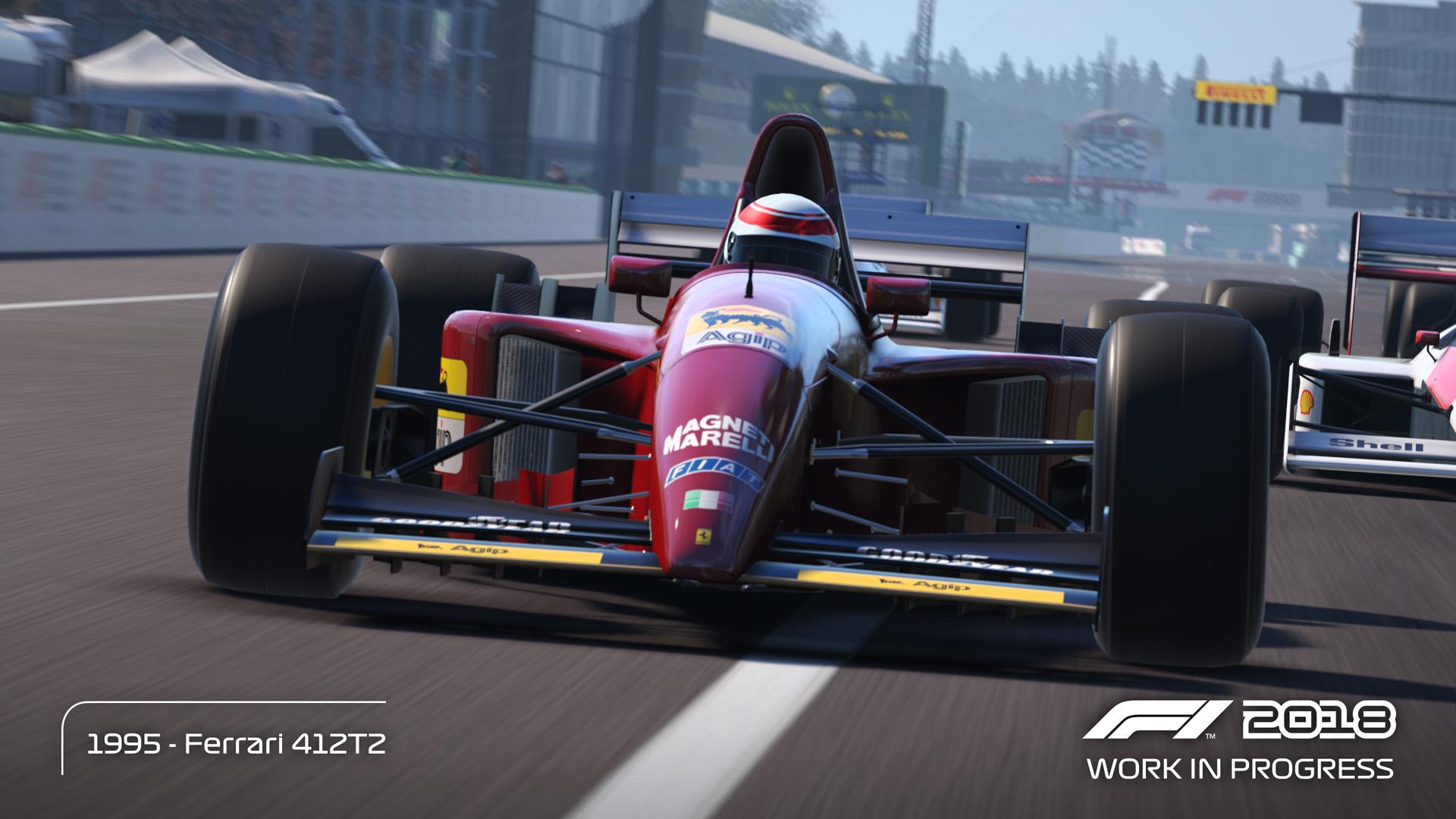 F1 2018v1.16-Sam2k8 PC Direct Download [ Crack ]