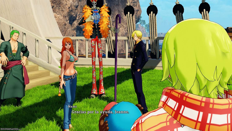 One Piece World Seeker-CODEX PC Direct Download [ DLC Unlocker ]