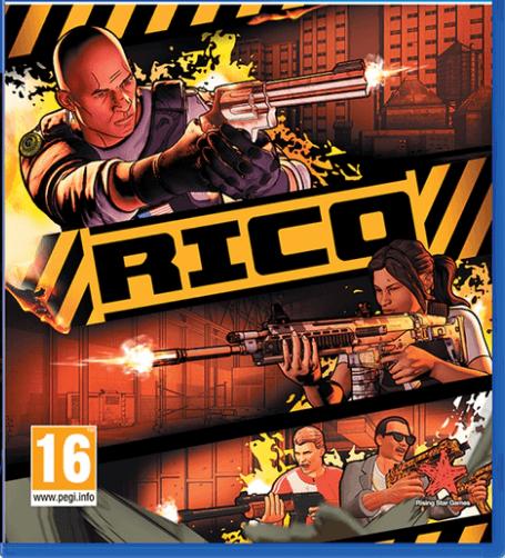 RICO-CODEX PC Direct Download [ Crack ]
