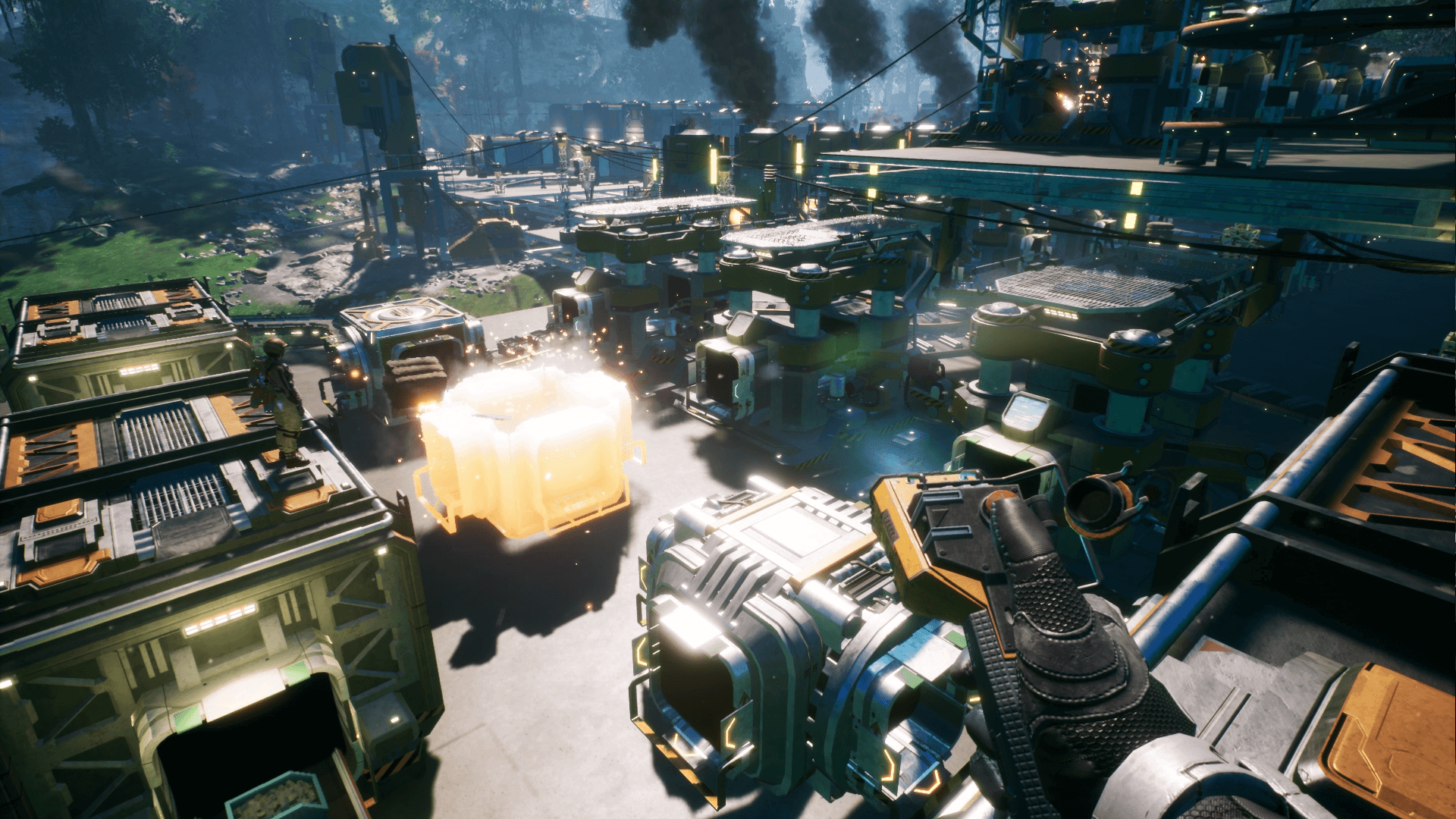 Satisfactory v04.03.2019 PC Direct Download [ Crack ]