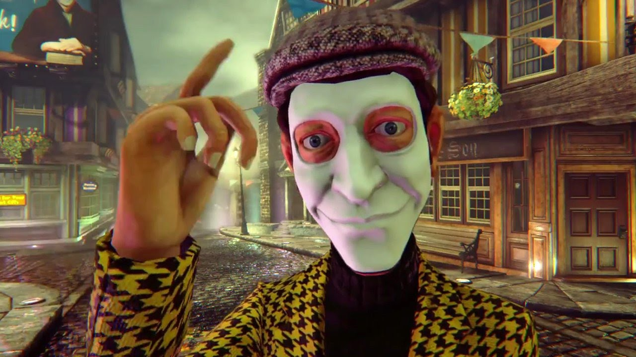 We Happy Few They Came From Below-CODEX PC Direct Download [ Crack ]