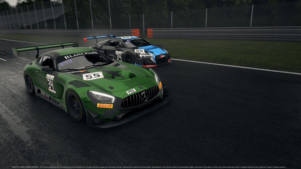 Assetto Corsa Competizione-CODEX PC Direct Download [ Crack ]