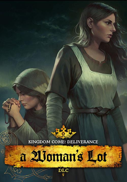 Kingdom Come Deliverance A Womans Lot-CODEX PC Direct Download [ Crack ]