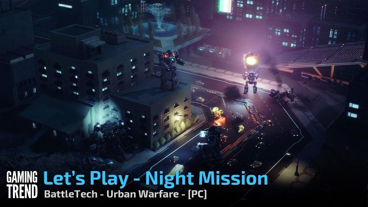 BATTLETECH Urban Warfare-PLAZA PC Direct Download [ Crack ]