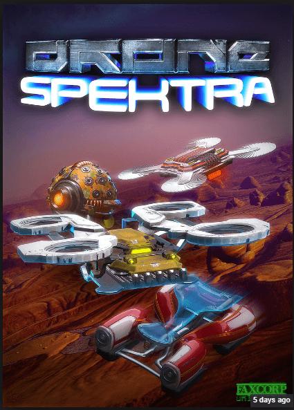 Drone Spektra-HOODLUM PC Direct Download [ Crack ]