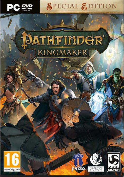 Pathfinder Kingmaker Beneath the Stolen Lands-CODEX PC Direct Download [ Crack ]