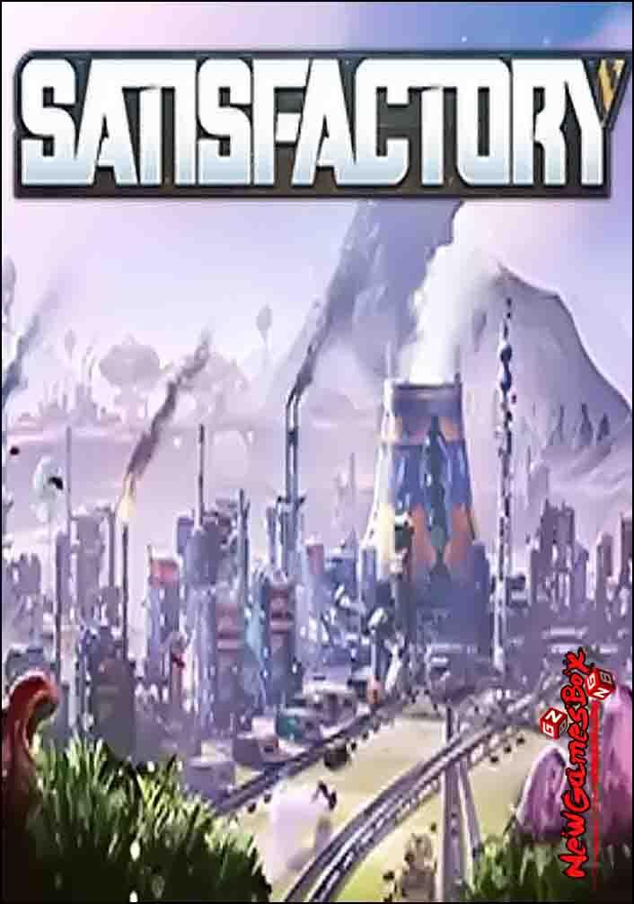 Satisfactory v0.1.14 PC Direct Download [ Crack ]