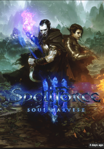 SpellForce 3 Soul Harvest v1.0.1-DINOByTES PC Direct Download [ Crack ]