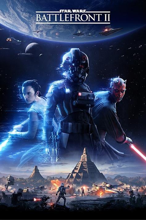 Star Wars Battlefront ll-CODEX PC Direct Download [ Crack ]