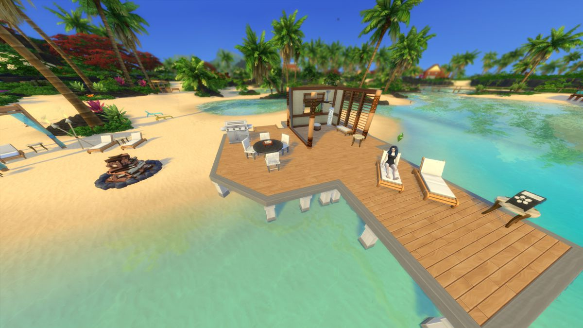 The Sims 4 Island Living-CODEX PC Direct Download [ Crack ]